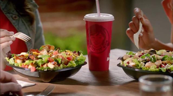 Wendy's BBQ Ranch Chicken Salad TV Spot, 'Ingredientes Frescos' [Spanish] - Thumbnail 3