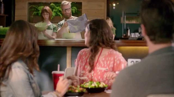 Wendy's BBQ Ranch Chicken Salad TV Spot, 'Ingredientes Frescos' [Spanish] - Thumbnail 5