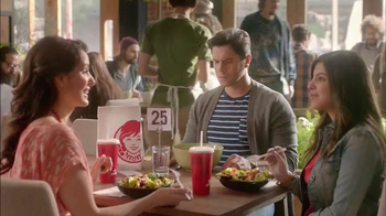 Wendy's BBQ Ranch Chicken Salad TV Spot, 'Ingredientes Frescos' [Spanish] - 290 commercial airings