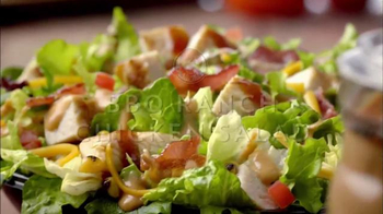 Wendy's BBQ Ranch Chicken Salad TV Spot, 'Ingredientes Frescos' [Spanish] - Thumbnail 8