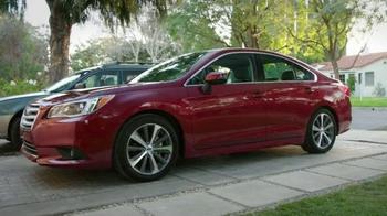 2015 Subaru Legacy TV Spot, 'Mitch' - Thumbnail 1