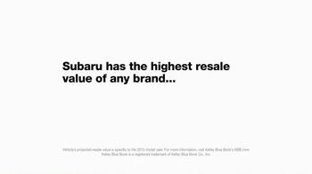 2015 Subaru Legacy TV Spot, 'Mitch' - Thumbnail 8