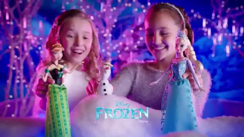 Disney Frozen Singing Anna, Elsa & Olaf TV Spot, 'Let It Go' - Thumbnail 1