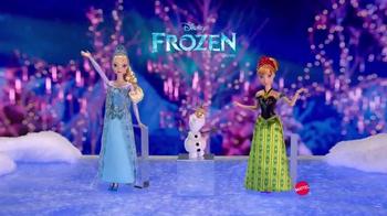 Disney Frozen Singing Anna, Elsa & Olaf TV Spot, 'Let It Go' - Thumbnail 8