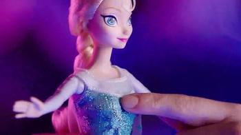 Disney Frozen Singing Anna, Elsa & Olaf TV Spot, 'Let It Go' - Thumbnail 2