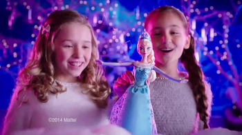 Disney Frozen Singing Anna, Elsa & Olaf TV Spot, 'Let It Go'