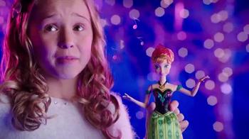 Disney Frozen Singing Anna, Elsa & Olaf TV Spot, 'Let It Go' - Thumbnail 5
