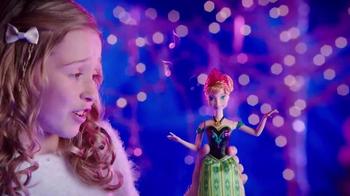 Disney Frozen Singing Anna, Elsa & Olaf TV Spot, 'Let It Go' - Thumbnail 6