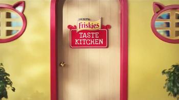 Friskies 7 TV Spot, 'Taste Kitchen' - Thumbnail 1