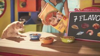 Friskies 7 TV Spot, 'Taste Kitchen' - Thumbnail 4