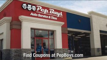 PepBoys Buy Three Tires, Get One Free TV Spot, 'Need New Tires?' - Thumbnail 6