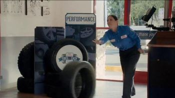 PepBoys Buy Three Tires, Get One Free TV Spot, 'Need New Tires?' - Thumbnail 2