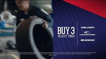 PepBoys Buy Three Tires, Get One Free TV Spot, 'Need New Tires?' - Thumbnail 3