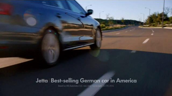 2015 Volkswagen Jetta TV Spot, 'StopDreaming, StartDriving Event: Pinch Me' - Thumbnail 1