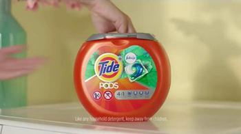Tide Pods+Febreze TV Spot, 'Pop Around the Clock' - Thumbnail 1