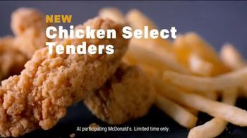 McDonald's Chicken Select Tenders TV Spot, 'Time for Tenderness' - Thumbnail 5