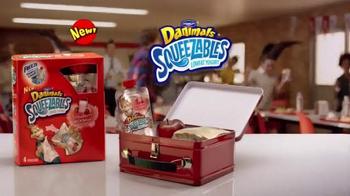 Danimals Squeezables TV Spot, 'Squeeze Face' Featuring Rowan Blanchard - Thumbnail 8