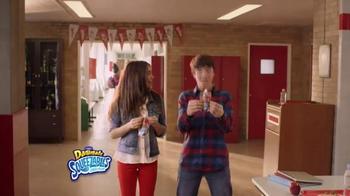 Danimals Squeezables TV Spot, 'Squeeze Face' Featuring Rowan Blanchard - Thumbnail 5