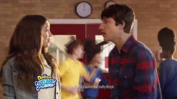 Danimals Squeezables TV Spot, 'Squeeze Face' Featuring Rowan Blanchard