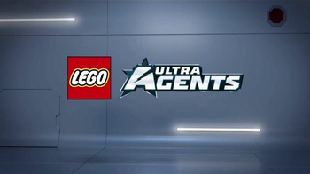 LEGO Ultra Agents TV Spot, 'Man the Ultra Copter' - Thumbnail 1