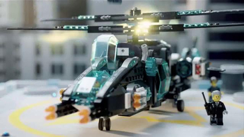 LEGO Ultra Agents TV Spot, 'Man the Ultra Copter' - Thumbnail 4
