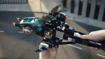LEGO Ultra Agents TV Spot, 'Man the Ultra Copter' - Thumbnail 6