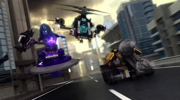 LEGO Ultra Agents TV Spot, 'Man the Ultra Copter' - Thumbnail 8