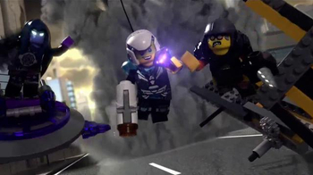 LEGO Ultra Agents TV Spot, 'Man the Ultra Copter'