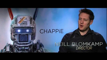Chappie, 'Discovery Promo' - 6 commercial airings