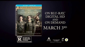 Foxcatcher Blu-ray and Digital HD TV Spot - Thumbnail 9