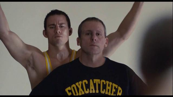 Foxcatcher Blu-ray and Digital HD TV Spot - 5 commercial airings