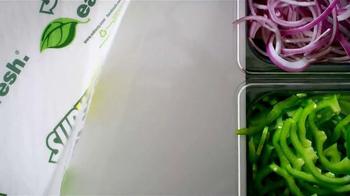 Subway Turkey Italiano Melt TV Spot, 'Beautiful Sandwich' - Thumbnail 1