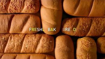 Subway Turkey Italiano Melt TV Spot, 'Beautiful Sandwich' - Thumbnail 2