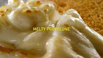 Subway Turkey Italiano Melt TV Spot, 'Beautiful Sandwich' - Thumbnail 5