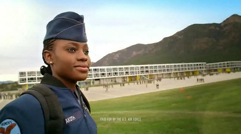 U.S. Air Force Academy TV Spot, 'I Can Be Anything' - Thumbnail 9