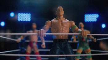 WWE Double Attack Total Control Playset TV Spot, 'Let the Games Begin' - Thumbnail 1