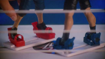 WWE Double Attack Total Control Playset TV Spot, 'Let the Games Begin' - Thumbnail 3