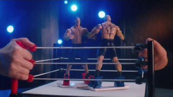 WWE Double Attack Total Control Playset TV Spot, 'Let the Games Begin' - Thumbnail 4