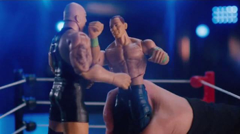 WWE Double Attack Total Control Playset TV Spot, 'Let the Games Begin' - Thumbnail 5
