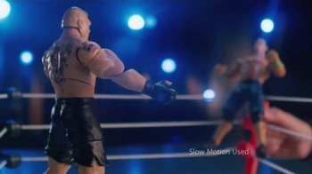 WWE Double Attack Total Control Playset TV Spot, 'Let the Games Begin' - Thumbnail 6