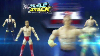 WWE Double Attack Total Control Playset TV Spot, 'Let the Games Begin' - Thumbnail 8