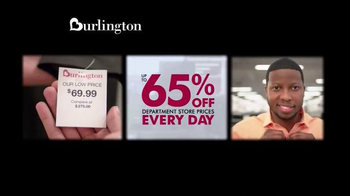 Burlington Coat Factory TV Spot, 'Kiron and Donna' - Thumbnail 6