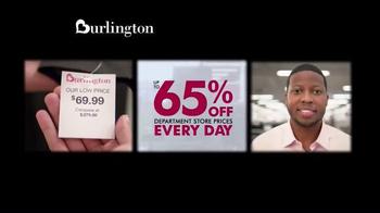 Burlington Coat Factory TV Spot, 'Kiron and Donna' - Thumbnail 7