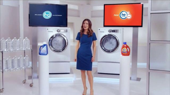Tide HE Turbo TV Spot, 'Detergent Test' - 1354 commercial airings