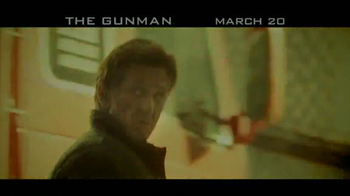 The Gunman - Alternate Trailer 7