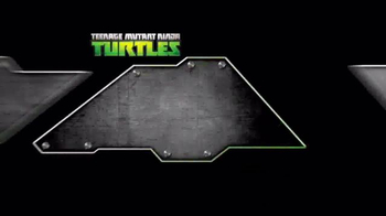 Teenage Mutant Ninja Turtles T-Machines TV Spot, 'The Chase' - Thumbnail 1