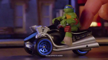 Teenage Mutant Ninja Turtles T-Machines TV Spot, 'The Chase'