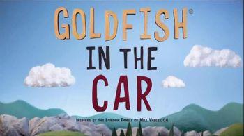 Goldfish Baked Cheddar TV Spot, 'Goldfish in the Car' - Thumbnail 1