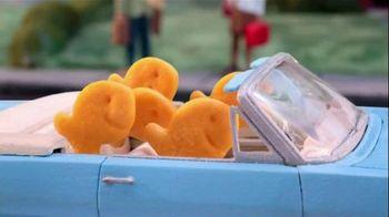 Goldfish Baked Cheddar TV Spot, 'Goldfish in the Car' - Thumbnail 3