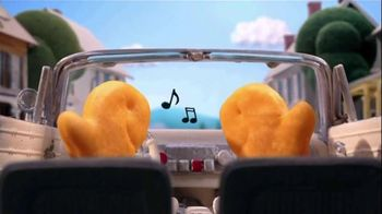 Goldfish Baked Cheddar TV Spot, 'Goldfish in the Car'
